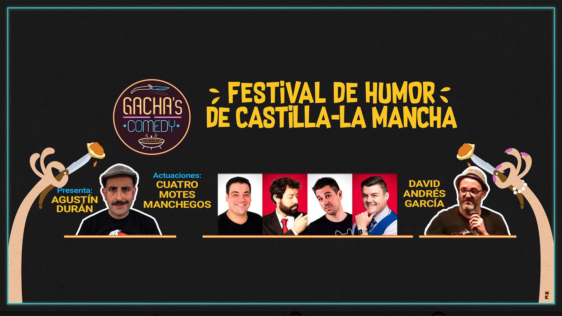 TALENTO PLAYERS | GACHA'S COMEDY EVENTO COMPLETO